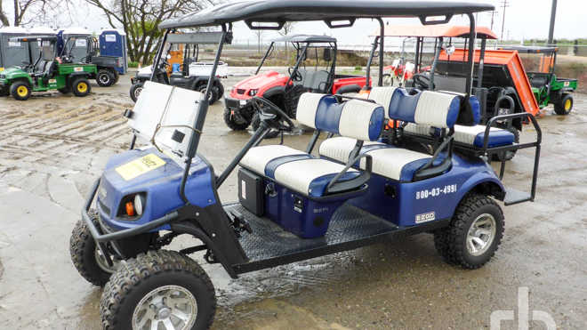 Golf Carts For Sale New Used Ritchie Bros