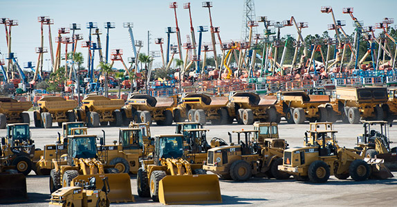 Orlando insights: the largest industrial auction as an