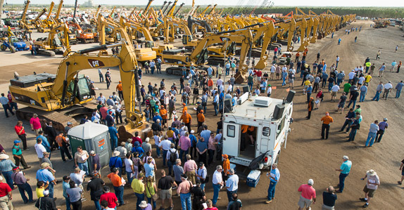 Orlando insights: the largest industrial auction as an ...