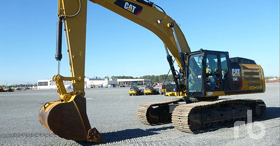 Big ticket construction equipment items – February 2015 | Ritchie