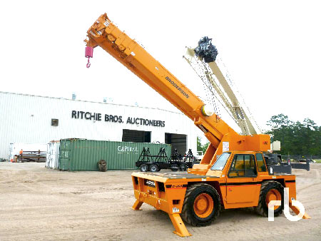 Looking for mobile cranes for sale? Check current market prices